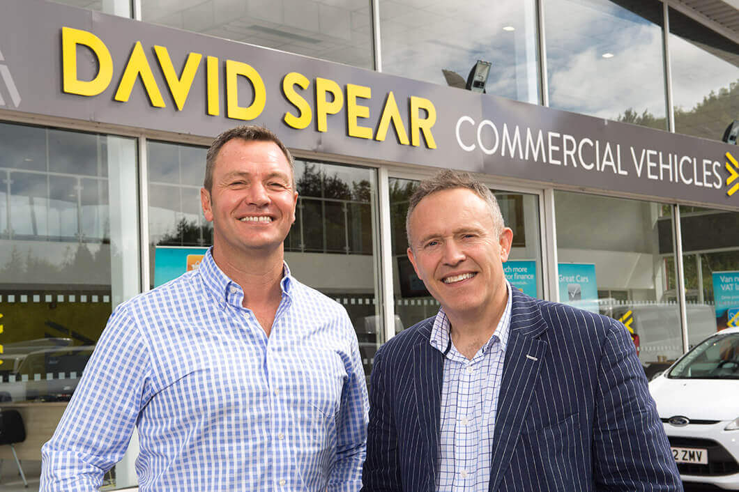 Commercial Vehicle Specialist Strengthens Its Focus On Continuing Its Record Growth With New Appointment