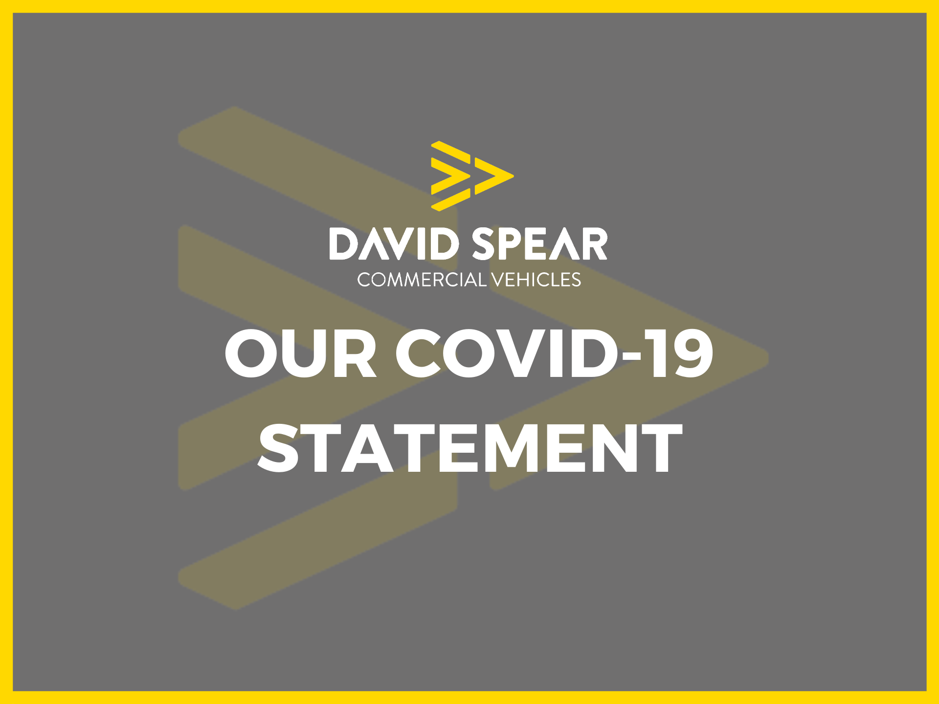 Covid 19 Statement Image