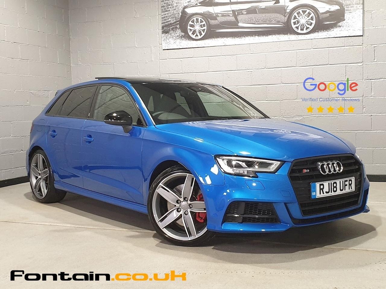 Fontain Motors –  Audi S3 Buyers Guide