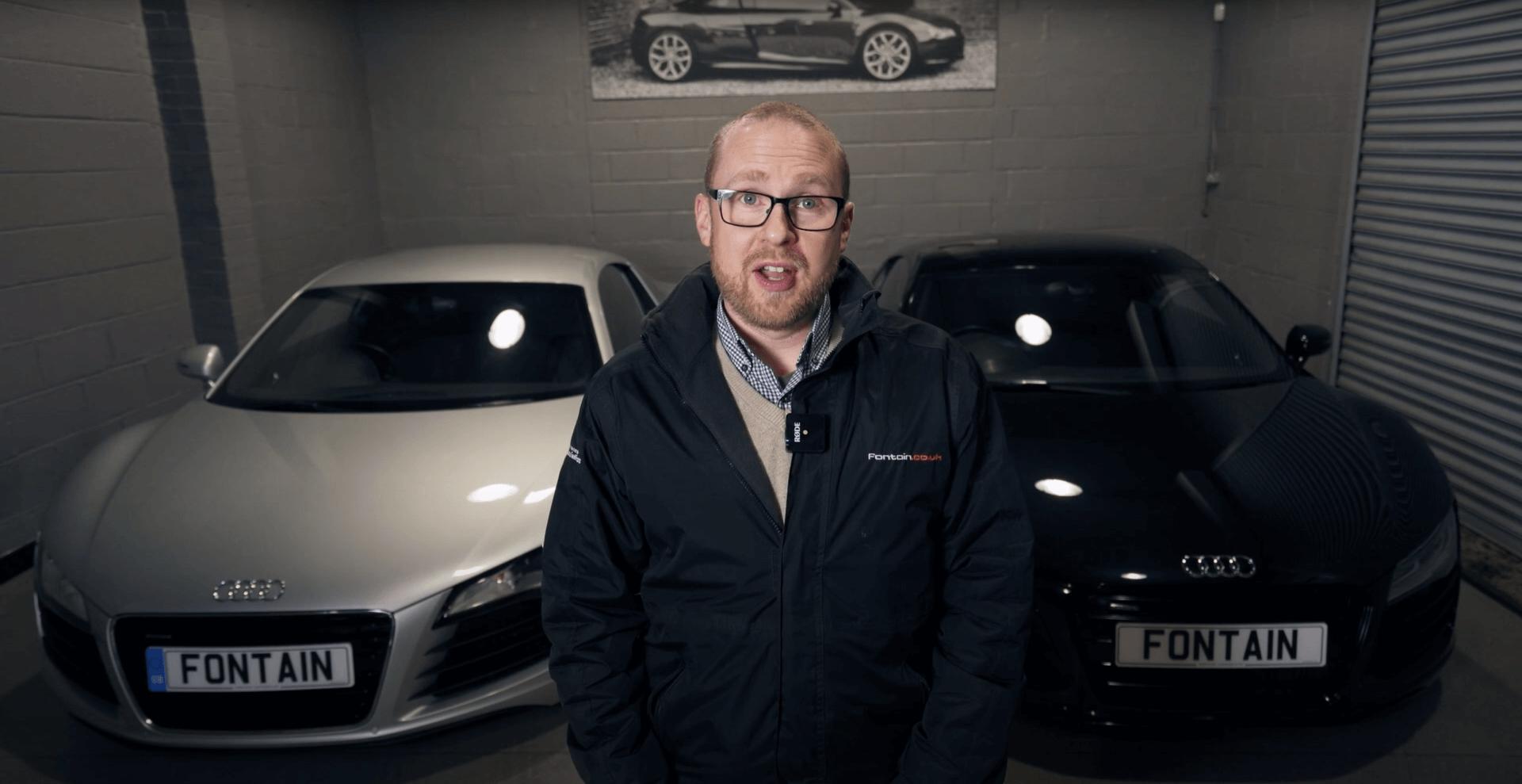 Fontain Motors – Audi R8 Buyer's Guide